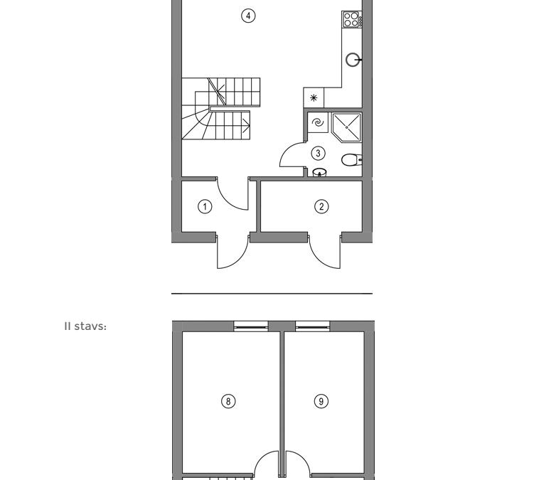 Rindu māja: 5