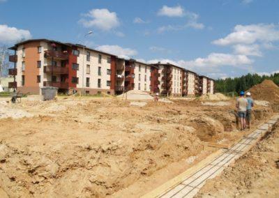 Privātmāju būvniecības uzsākšana, 2011.gada jūnijā