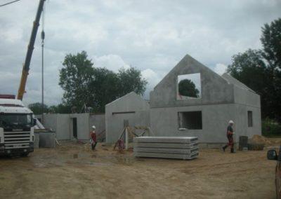 Privātmāju būvniecība, 2011.gada augustā