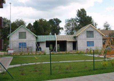 Privātmāju būvniecība, 2011.gada septembris