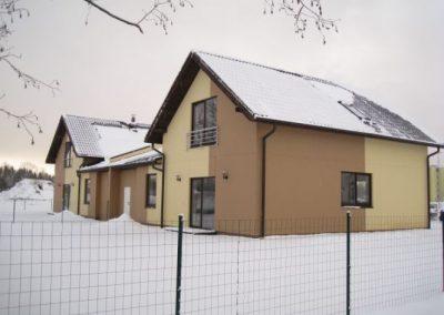 Privātmāju būvniecība, 2011.gada decembris