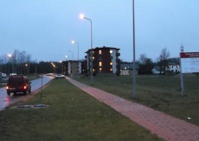 """Kvartāls """"Siguldas Mājas"""" 2012.gada novembrī"""