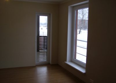 Dzīvokļu iekšējā apdare, 2009.gada februāris