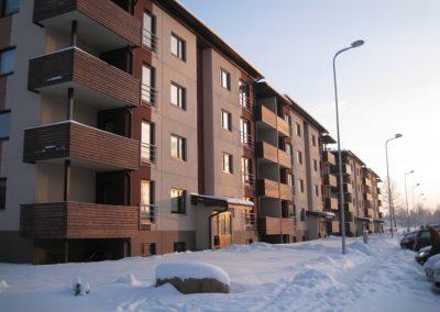 Siguldas Mājas, 2010.gada janvāris
